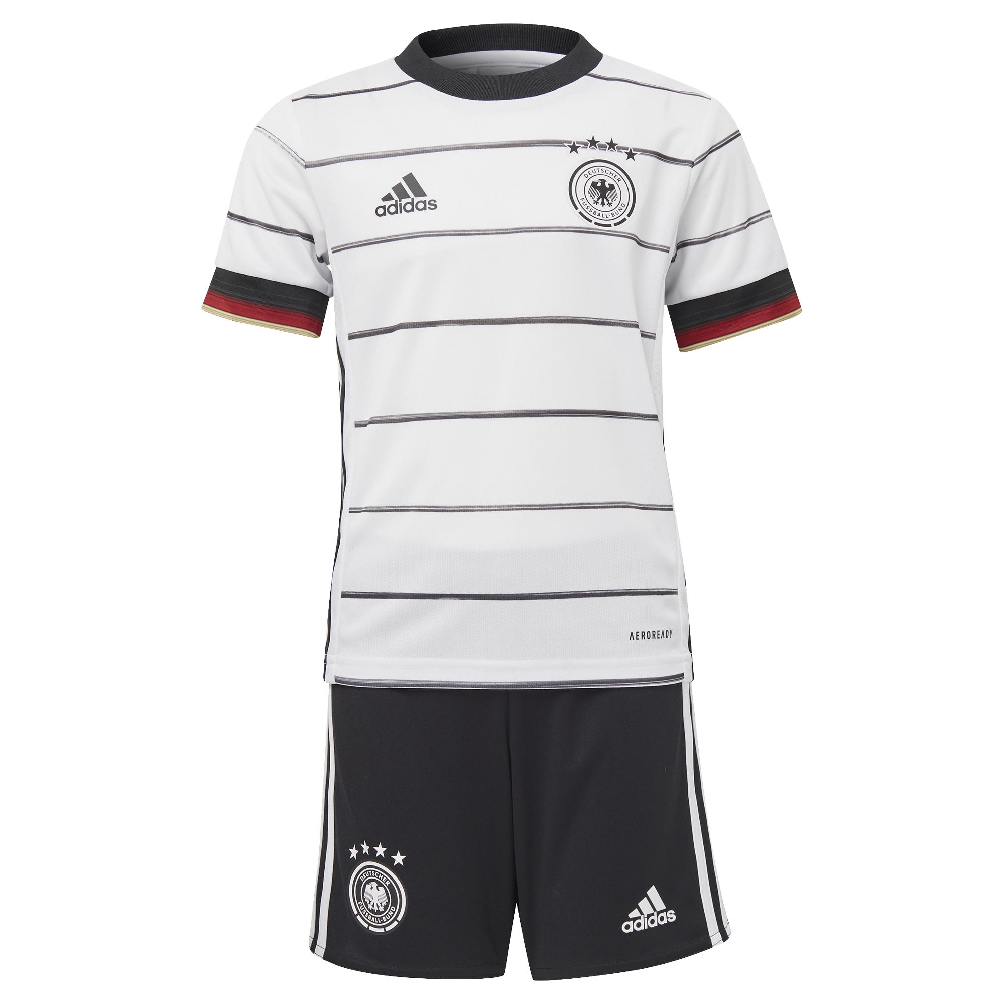 adidas Kinder DFB Heim Trikot EM 2021