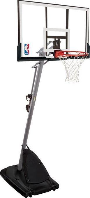Spalding Anlage Pro Glide Transportabler Basketballständer