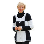 Damen-Strickjacke 001