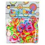 Loopi Bands, »Glowing in the dark«, bunt 001
