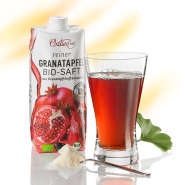 Bio-Granatapfel-Saft – Bild 1