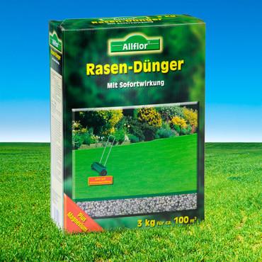 Rasen-Dünger, 3 kg