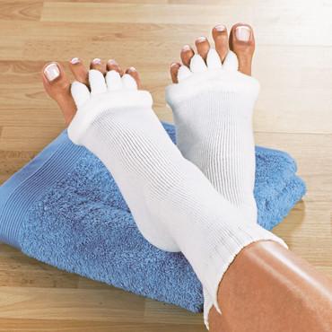 Chaussettes correctives pour orteils, 1 paire