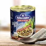 Halberstädter Suppen & Eintöpfe, Grüne-Bohnen-Eintopf