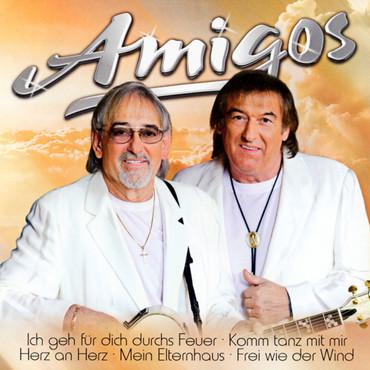 CD »Amigos«