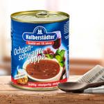 Halberstädter Suppen & Eintöpfe, Ochsenschwanzsuppe