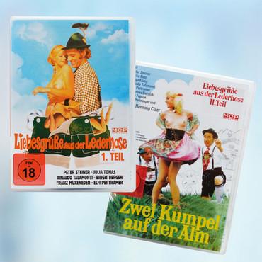 2er Erotik-DVD Spar-Set