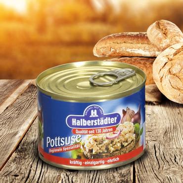 Saucisses Halberstädter , Pottsuse – Bild 1