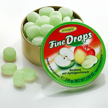 Fruit drops, Appel