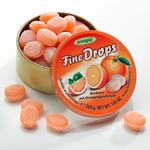 Frucht-Drops, Orange