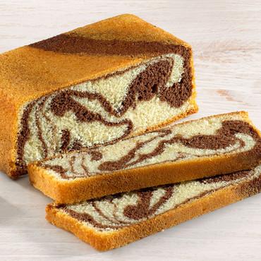 2 cakes,  au citron & marbré – Bild 2