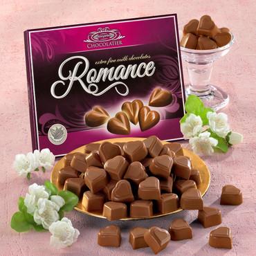Schokoladenherzen »Romance« – Bild 1