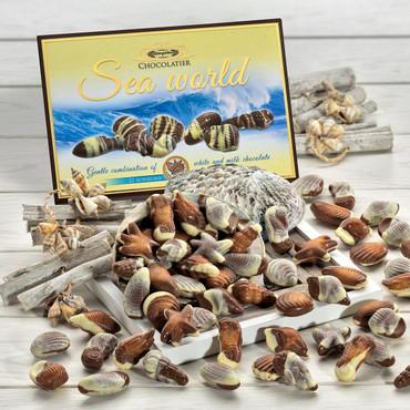 Meeresfrüchte-Schokolade – Bild 1