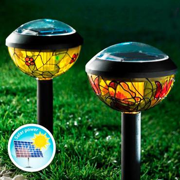 Solarlampe »Tiffany« – Bild 4