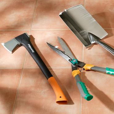 Pierre à meuler pour outils de jardin – Bild 2