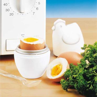 Mikrowellen-Eierkocher »Huhn«