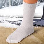 Thermo-Socken  »Damen«, weiß 001