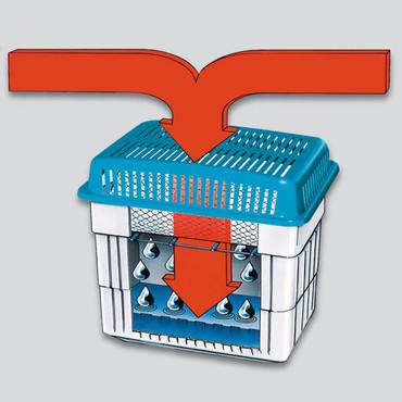 Nachfüllpackung für Feuchtigkeitskiller