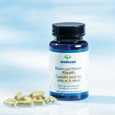 Capsules voor blaas en nieren, 60 stuks