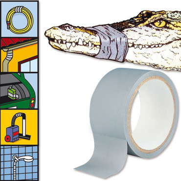 Alligator tape