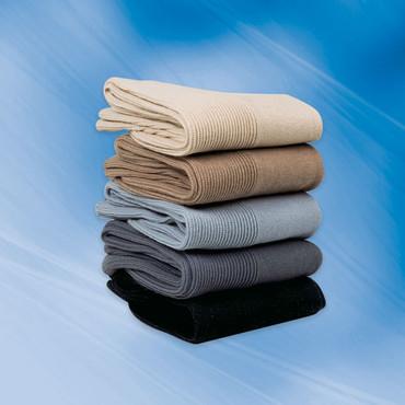 Gesundheits-Socken, 5 Paar, hell – Bild 1