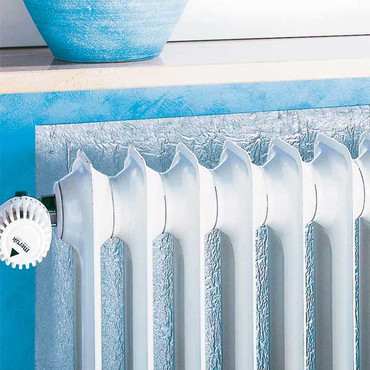 Reflecterende radiatorfolie – Bild 1