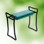 Knie- und Sitzhocker, faltbar