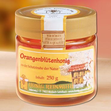 Honing, Oranjebloesemhoning, 250 g