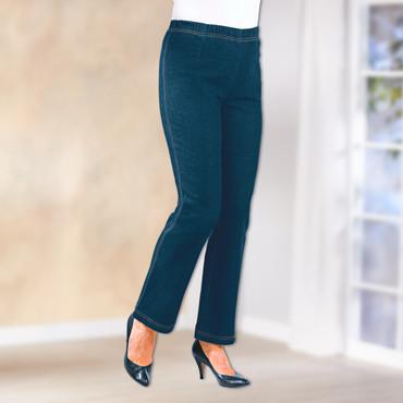 Bequem-Jeans, dunkelblau