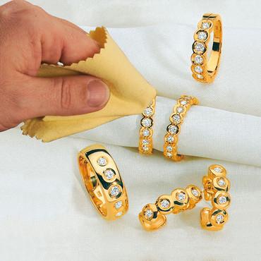 Gold- und Silber-Putzmittel