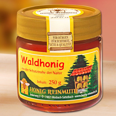 Honing, Woudhoning, 250 g