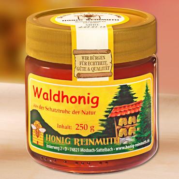 Honig, Waldhonig