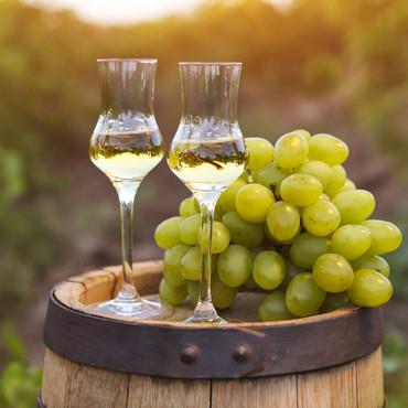 Bohemia Cristal , Trinkglasserie »Grand Gourmet«, Grappaglazen, 1 stuks