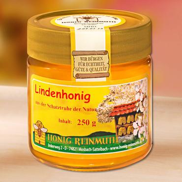 Honing, Lindenhoning, 250 g