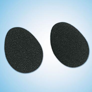 Antislip kleefpads, zwart, 1 paar – Bild 1