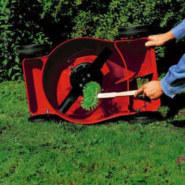 Borstel voor grasmaaier