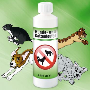 Hunde- und Katzenteufel, 250 ml