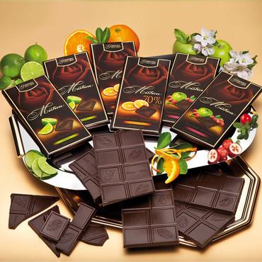 Fondant/vruchten chocolade