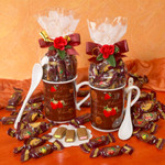 Kaffeebecher-Set »Chocolate« 001