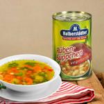 Halberstädter Gemüse-Suppen, Rüben-Süppchen 001