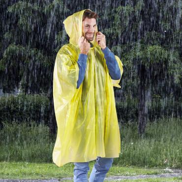 Einweg-Regenponcho – Bild 3