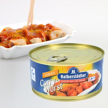 Halberstädter Currywurst – Bild 1