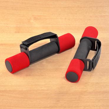 Fitness-Hanteln, 2 Stk., je 0,5kg