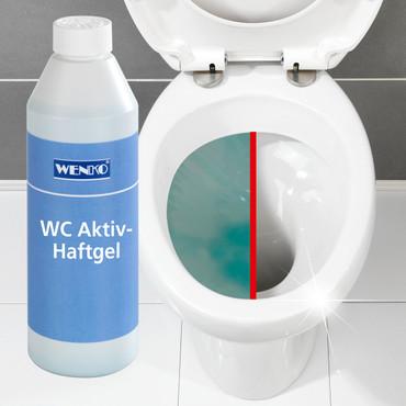 WC-Aktiv-Haftgel, 500 ml