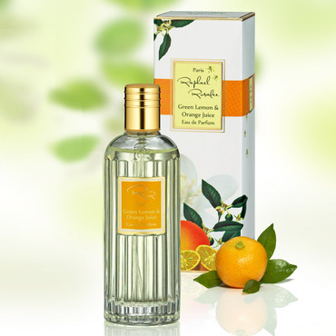 Eau de Parfum »Lemon & Orange Juice«