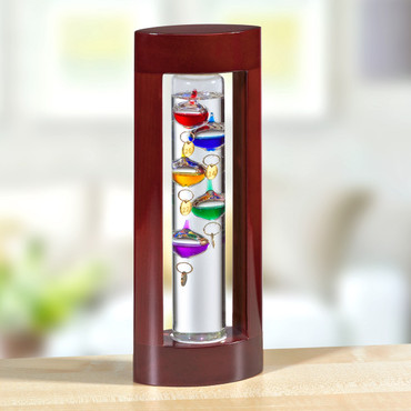 Galileo-Thermometer, groß