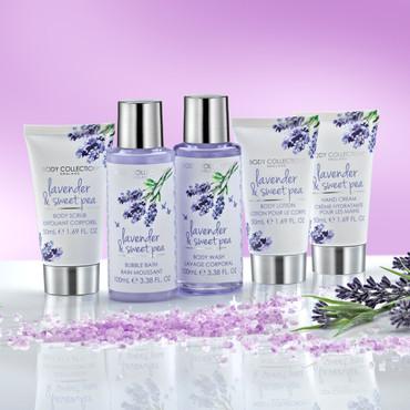 Pflege-Set »Lavendel« – Bild 1
