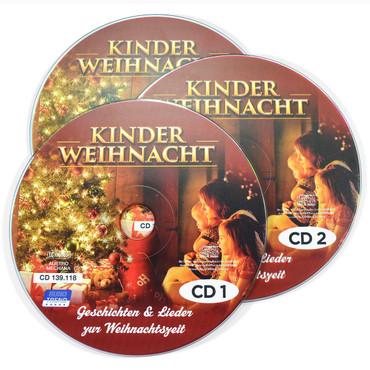 3er CD-Box »Kinder-Weihnacht« – Bild 2