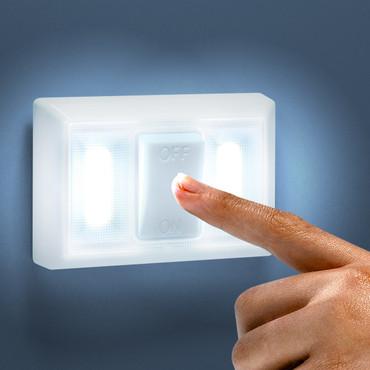 LED-Wandlicht mit Schalter – Bild 1