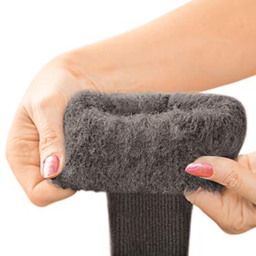 Wärmespeichernde Socken (Herren), 2 Paar, schwarz – Bild 2
